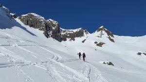 ski de randonnées
